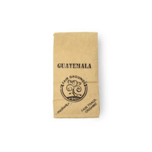Fair Grounds Organic Fair Trade Coffee Roastery Etobicoke Mississauga-Guatemala-half pound bag new